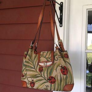 Shoulder handbag